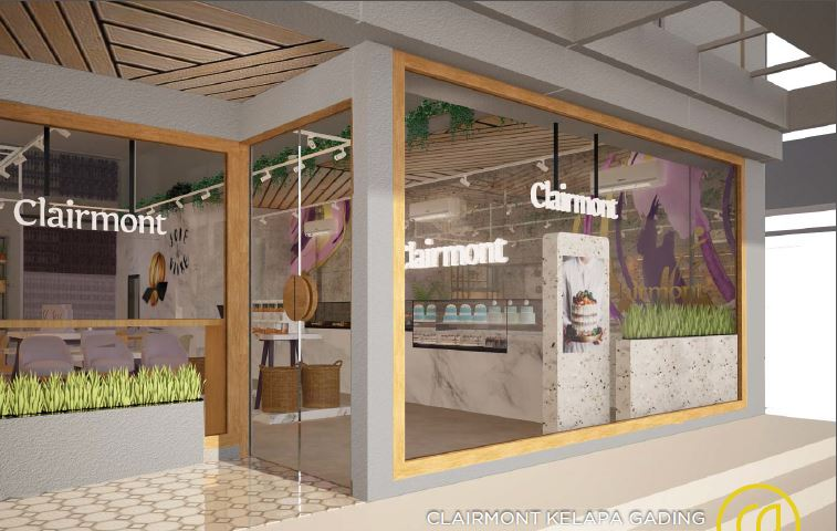 SOFT OPENING: RELOCATION OF CLAIRMONT KELAPA GADING